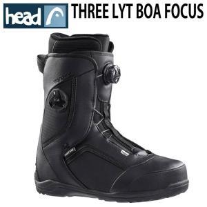 17-18 HEAD / ヘッド THREE BOA メンズ...