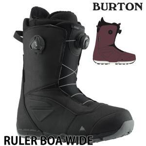 19-20 BURTON/バートン RULER BOA ルーラーボア ダブルボア メンズ ブーツ スノーボード 予約商品 2020|breakout