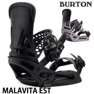 18-19 BURTON/バートン MALAVITA EST マラビータ メンズ ビンディング バインディング スノーボード 2019 型落ち|breakout