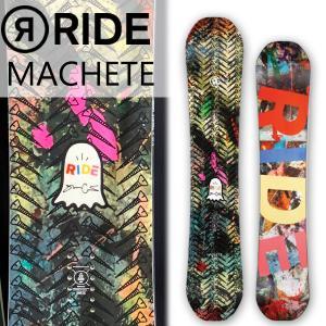 17-18 RIDE/ライド MACHETE メンズ 板 ス...