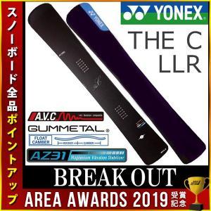 16-17 YONEX/ヨネックス THE C LLR ザシー アルペン GS 板 スノーボード 2017 型落ち|breakout