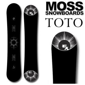 19-20 MOSS SNOWBOARDS/モススノーボード TOTO トト メンズ レディース 板...