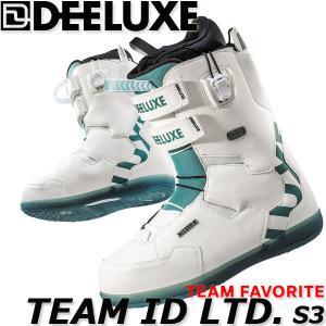 19-20 DEELUXE/ディーラックス TEAM ID PF チームアイディー メンズ ブーツ スノーボード 予約商品 2020|breakout
