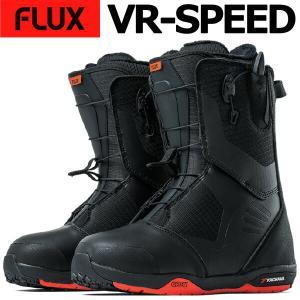 18-19 FLUX/フラックス VR-SPEED ブイアールスピード メンズ レディース ブーツ スノーボード 予約商品 2019