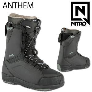 18-19 NITRO/ナイトロ ANTHEM アンセム メンズ ブーツ スノーボード 2019 型落ち|breakout