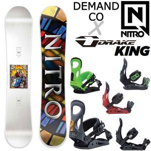 19-20 NITRO/ナイトロ BEAST×VOLCOM マーカス・クリーブランド メンズ 板 スノーボード 予約商品 2020|breakout