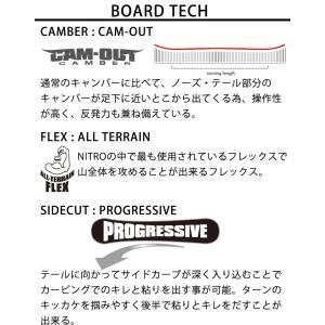 19-20 NITRO/ナイトロ SMP エスエムピー メンズ 板 スノーボード 予約商品 2020|breakout|04