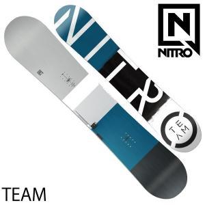 19-20 NITRO/ナイトロ TEAM チーム メンズ 板 スノーボード 予約商品 2020|breakout
