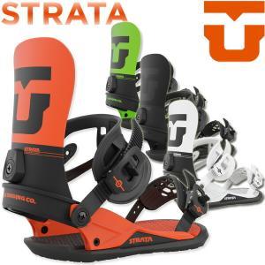 19-20 UNION/ユニオン STRATA ストラータ メンズ ビンディング バインディング スノーボード 予約商品 2020|breakout