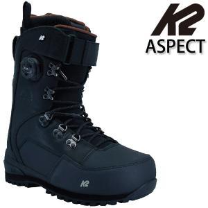 19-20 K2/ケーツー ASPECT アスペクト メンズ ブーツ スノーボード 予約商品 2020|breakout