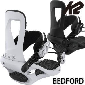 19-20 K2/ケーツー BEDFORD ベッドフォード レディース ビンディング バインディング スノーボード 予約商品 2020|breakout