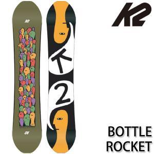 19-20 K2/ケーツー BOTTLE ROCKET ボトルロケット メンズ 板 スノーボード 予約商品 2020|breakout