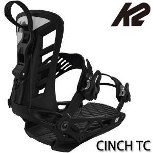 19-20 K2/ケーツー CINCH TC シンチ メンズ レディース ビンディング バインディング スノーボード 予約商品 2020|breakout
