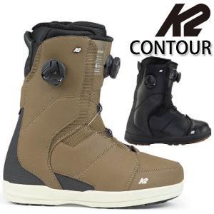 19-20 K2/ケーツー CONTOUR コンツアー レディース ブーツ スノーボード 予約商品 2020|breakout