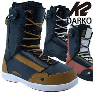 19-20 K2/ケーツー DARKO ダルコ メンズ  ブーツ スノーボード 予約商品 2020|breakout