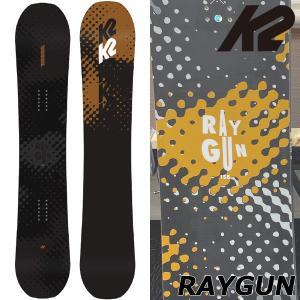 19-20 K2/ケーツー RAYGUN レイガン メンズ 板 スノーボード 予約商品 2020|breakout