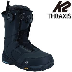 19-20 K2/ケーツー THRAXIS スラキシス メンズ ブーツ スノーボード 予約商品 2020|breakout