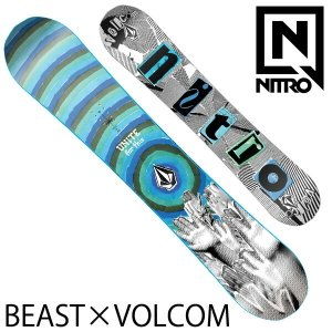19-20 NITRO/ナイトロ MOUNTAIN×GRIFFIN マウンテン メンズ 板 スノーボード 予約商品 2020|breakout