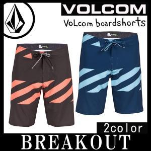 即出荷 VOLCOM/ボルコム メンズ サーフパンツ 海パン 水着 Macaw Mod A0811602 20インチ サーフィン メール便対応|breakout