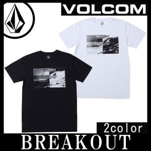 VOLCOM/ボルコム メンズ Tシャツ Pipe Inversion S/S  A35116JC  メール便対応|breakout