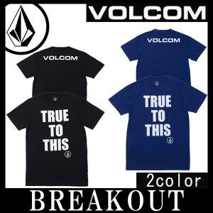VOLCOM/ボルコム メンズ Tシャツ TTT Vcm S/S  A35116JE  メール便対応|breakout