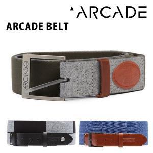 ARCADE / アーケード BELT ベルト 伸縮 パンツ アパレル スノーボード メール便対応 breakout