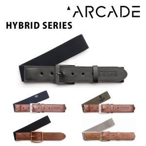 ARCADE / アーケード HYBRID BELT ハイブリッド ベルト 伸縮 パンツ アパレル スノーボード メール便対応 breakout