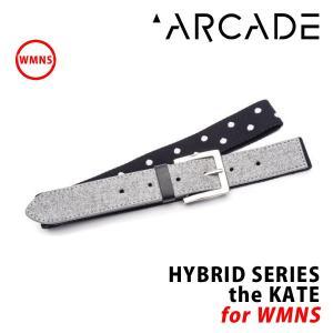 ARCADE / アーケード HYBRID WMNS BELT ハイブリッド ウィメンズ ベルト レディース 伸縮 パンツ アパレル スノーボード メール便対応 breakout