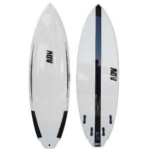 サーフボード ショートボード サーフィン アドバンス / ADVANCED REVO-3 5'10 6'0 EPS A52 A53 営業所止め 送料無料|breakout