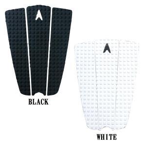 即出荷 デッキパッド アストロデッキ / ASTRO DECK 3PCS LONGBOARD TAIL ロングボード用テールパッド サーフィン|breakout
