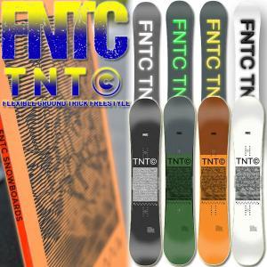 21-22 FNTC/エフエヌティーシー TNT C メンズ レディース スノーボード グラトリ ラントリ 板 2022 予約商品 BREAKOUT