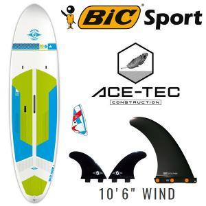 取り寄せ商品 2017 スタンドアップパドルボード Bic / ビック SUP 10'6 ×31.5 PERFORMER ACE-TEC WIND Ref:101258 サップ breakout
