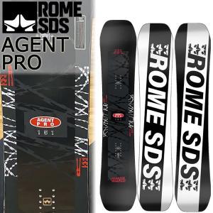 19-20 ROME SDS / ローム NATIONAL ナショナル メンズ 板 スノーボード 予約商品 2020 breakout