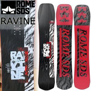 19-20 ROME SDS / ローム RAVINE ラヴィーン パウダー メンズ 板 スノーボード 予約商品 2020 breakout