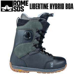 19-20 ROME SDS / ローム LIBERTINE SRT リバティーン メンズ ブーツ スノーボード 予約商品 2020 breakout