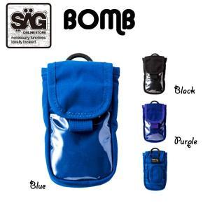SAGLife  サグライフ  BOMB   ボム 携帯ケース メール便対応|breakout