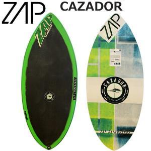 スキムボード ZAP ザップカサドールプロモデル CAZADOR PRO MODEL Sサイズ 中上級者向け|breakout