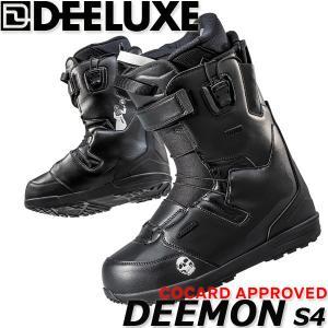 17-18 DEELUXE / ディーラックス DEEMON TF ディーモン メンズ ブーツ スノーボード 熱成型 2018