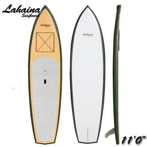 "SUP スタンドアップパドルボード サップボード LAHAINA/ラハイナ 11'0""釣りクルージングSUP 釣り名人 営業所止め 送料無料|breakout"