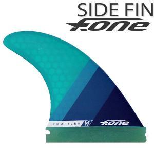 FONE / エフワン / サイドフィン 2枚組 フューチャー パドルボード パドルサーフィン SUP メール便対応 サップ|breakout