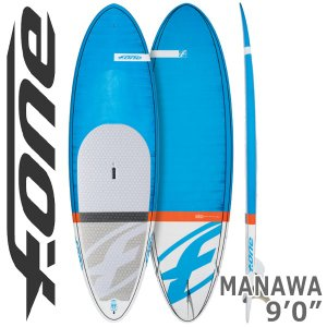 スタンドアップパドルボード SUP F-ONE / エフワン MANAWA 9'0×31.5 145L 営業所止め|breakout