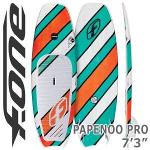 スタンドアップパドルボード SUP F-ONE / エフワン PAPEENO PRO  7'3×27.5 95L 営業所止め|breakout