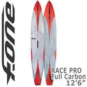 2018 スタンドアップパドルボード SUP F-ONE / エフワン RACE PRO Full Carbon 12'6×23.5 営業所止め 営業所止め|breakout