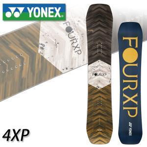 18-19 YONEX/ヨネックス 4XP フォーエックスピー メンズ レディース 板 スノーボード 2019 型落ち|breakout