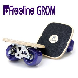 即出荷 フリーラインスケートグロム Freeline Skate New Grom  初心者向けフリーライン|breakout