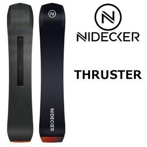 19-20 NIDECKER / ナイデッカー ニデッカー AREA エリア メンズ レディース 板 スノーボード 予約商品 2020|breakout
