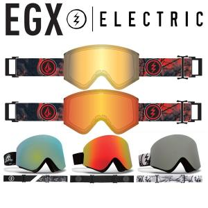 17-18 ELECTRIC / エレクトリック EGX メンズ レディース ゴーグル スノーボード スキー 2018 型落ち|breakout