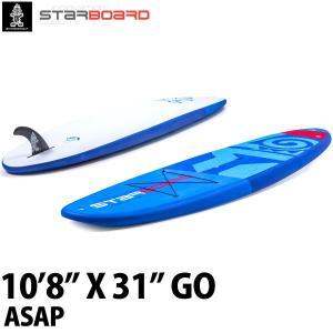 取り寄せ商品 2019 STARBOARD SUP 10'8X31 GO ASAP スターボード ゴー サップ スタンドアップパドルボード 営業所止め breakout