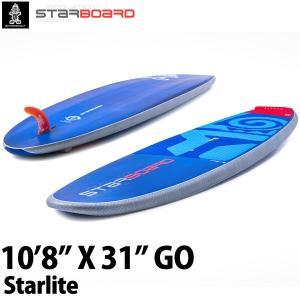 取り寄せ商品 2019 STARBOARD SUP 10'8X31 GO STARLITE スターボード  ゴー サップ スタンドアップパドルボード 営業所止め|breakout