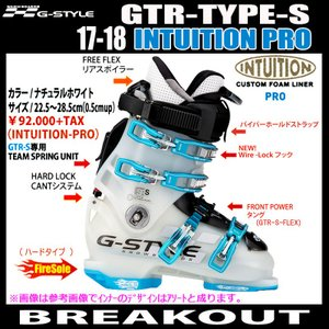 17-18 G-STYLE ジースタイル GTR-TYPE-...